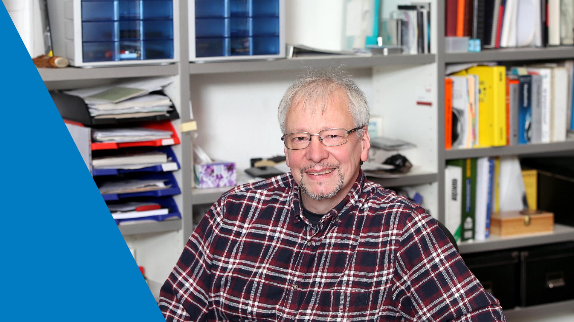 Herr Ralph Bruder, Dipl. Ing. (FH) - Geschäftsführung & Konstruktion