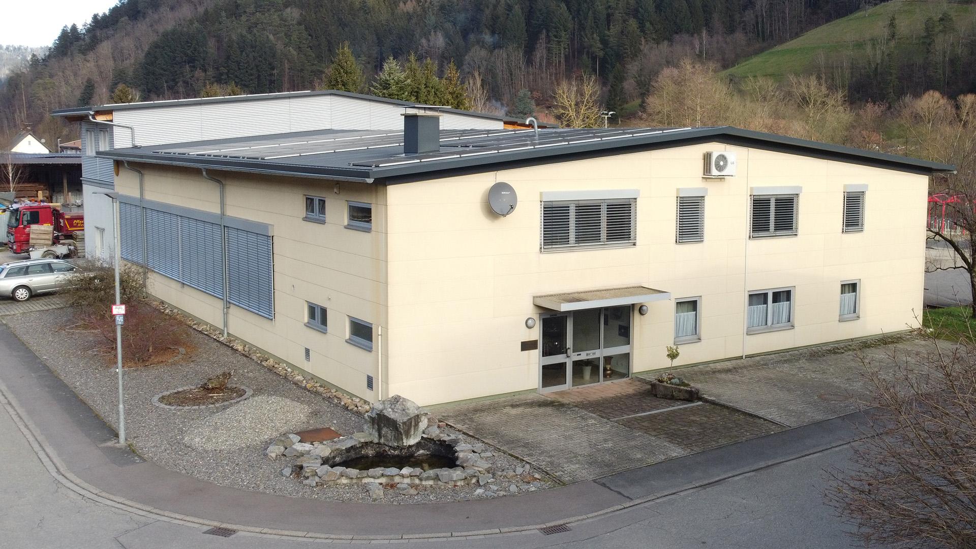 Gebäude - Bruder Drehteile GmbH